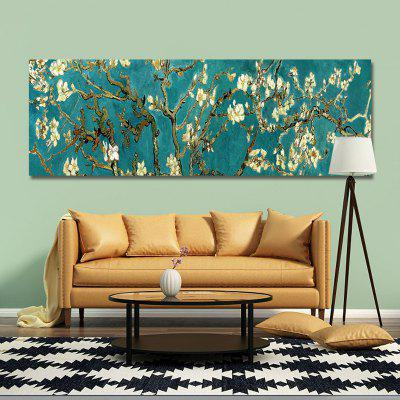 DYC 10660 Chinese Plant Flowers Print ArtPrints<br>DYC 10660 Chinese Plant Flowers Print Art<br><br>Craft: Print<br>Form: One Panel<br>Material: Canvas<br>Package Contents: 1 x Print<br>Package size (L x W x H): 34.00 x 8.00 x 8.00 cm / 13.39 x 3.15 x 3.15 inches<br>Package weight: 0.3200 kg<br>Painting: Without Inner Frame<br>Product size (L x W x H): 30.00 x 90.00 x 1.00 cm / 11.81 x 35.43 x 0.39 inches<br>Product weight: 0.1900 kg<br>Shape: Horizontal<br>Style: Scenery / Landscape, Chinoiserie, Plant / Flower<br>Subjects: Flower<br>Suitable Space: Garden,Living Room,Hotel