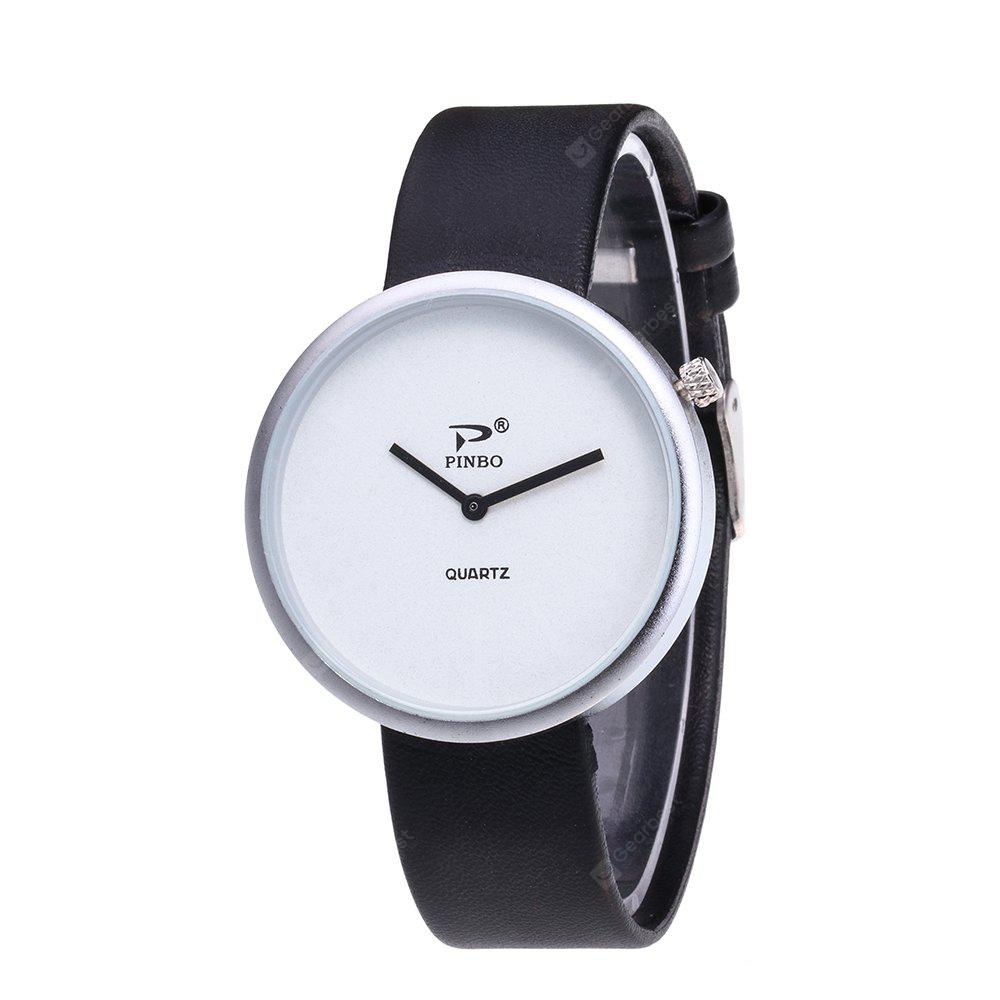 PINBO 582 - 600 Simple Fashion All-match Men Watch
