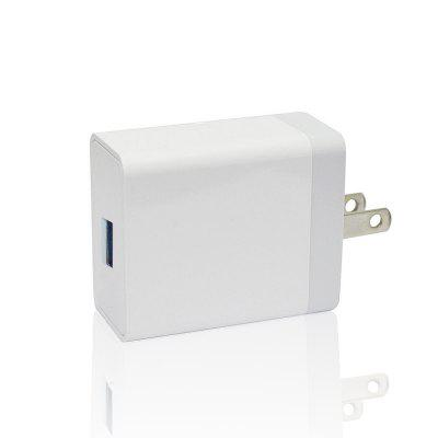 Minismile 12W High Power Fast Charge Home USB Power Travel Charger Wall Adapter for iPhone