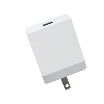 Minismile 12W High Power Fast Charge Home USB Power Travel Charger Wall Adapter for iPhoneiPhone Cables &amp; Adapters<br>Minismile 12W High Power Fast Charge Home USB Power Travel Charger Wall Adapter for iPhone<br><br>Color: White,White,White<br>Mainly Compatible with: iPhone 4, iPhone 7 Plus, iPhone 7, iPhone SE, iPhone 6S Plus, iPhone 5S, iPhone 5C, iPhone 4/4S, iPhone 4S, iPhone 5, iPod, iPhone 6, iPhone 6 Plus, iPhone 6S<br>Output: 12W<br>Package Contents: 1 x Charger<br>Package size (L x W x H): 7.00 x 5.00 x 3.00 cm / 2.76 x 1.97 x 1.18 inches<br>Package weight: 0.0430 kg<br>Plug: EU plug,US plug<br>Product weight: 0.0420 kg<br>Type: Adapters