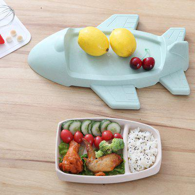 Lunch Box Fiber Bamboo Fragrance Aircraft and Natural Environmental Protection for ChildrenDinnerware<br>Lunch Box Fiber Bamboo Fragrance Aircraft and Natural Environmental Protection for Children<br><br>Available Color: Blue<br>Material: PP<br>Package Contents: 1 x Lunch Box<br>Package size (L x W x H): 38.00 x 27.00 x 9.00 cm / 14.96 x 10.63 x 3.54 inches<br>Package weight: 0.4500 kg<br>Product size (L x W x H): 37.00 x 26.00 x 8.50 cm / 14.57 x 10.24 x 3.35 inches<br>Product weight: 0.4300 kg