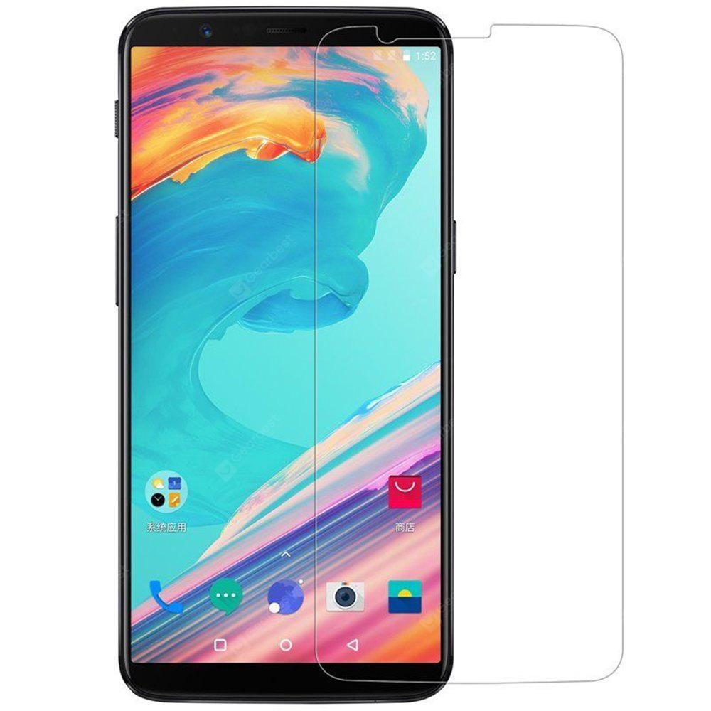 0.2mm 2.5D 9H Hardness Tempered Glass Screen Protector for OnePlus 5T