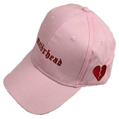Embroidery Casual Baseball Hat