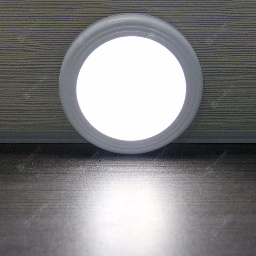 LED Creative Human Body Infrared Induction Wardrobe Cabinets Bathroom Lighting of High Brightness Energy-Saving Light