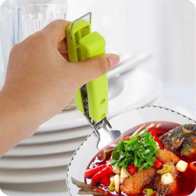 Multi-functional Kitchen Stainless Steel Bowl Clip for Hot Dishes