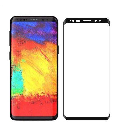 For Samsung Galaxy S9  Screen Protector 3D Curved Full Tempered Glass  9H Film Glass