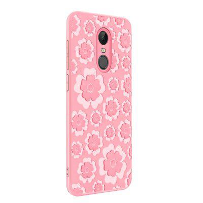 Anti-fingerprint Phone Case for Xiaomi Redmi 5 PlusCases &amp; Leather<br>Anti-fingerprint Phone Case for Xiaomi Redmi 5 Plus<br><br>Compatible Model: Xiaomi Redmi 5 Plus<br>Features: Full Body Cases, Button Protector, Anti-knock<br>Mainly Compatible with: Xiaomi<br>Material: TPU<br>Package Contents: 1 x Phone Case<br>Package size (L x W x H): 16.80 x 8.50 x 1.50 cm / 6.61 x 3.35 x 0.59 inches<br>Package weight: 0.0300 kg<br>Product Size(L x W x H): 16.20 x 7.90 x 1.10 cm / 6.38 x 3.11 x 0.43 inches<br>Product weight: 0.0290 kg<br>Style: Floral, Modern, Pattern