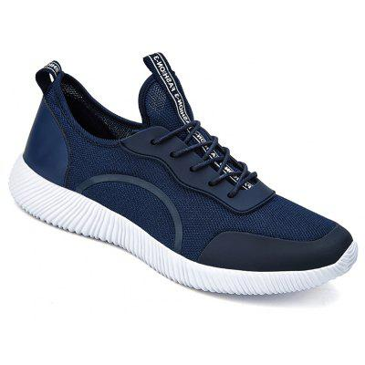 ZEACAVA  New Tide Men's Spring  Fashion  Spring Trend Casual Net Shoes