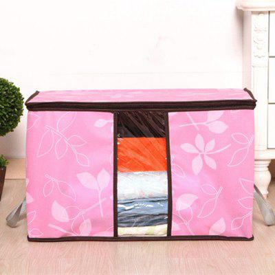 ortable Storage Bag Flower Printed Quilt Blanket Pillow OrganizationStorage Boxes &amp; Bins<br>ortable Storage Bag Flower Printed Quilt Blanket Pillow Organization<br><br>Functions: Home, Bedroom, Office, School<br>Materials: Nonwoven Fabric<br>Package Contents: 1 X storage bag<br>Package Size(L x W x H): 30.00 x 20.00 x 3.00 cm / 11.81 x 7.87 x 1.18 inches<br>Package weight: 0.1600 kg<br>Product Size(L x W x H): 60.00 x 40.00 x 35.00 cm / 23.62 x 15.75 x 13.78 inches<br>Types: Storage Boxes and Bins