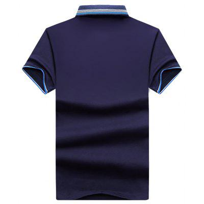 Mens Polo Shirt Cotton Short Sleeves T-Shirt Man Polo T-Shirt Male TopsMens Short Sleeve Tees<br>Mens Polo Shirt Cotton Short Sleeves T-Shirt Man Polo T-Shirt Male Tops<br><br>Collar: Turn-down Collar<br>Color Style: Solid<br>Fabric Type: Broadcloth<br>Material: Cotton<br>Package Contents: 1?Shirt<br>Pattern Type: Solid<br>Sleeve Length: Short<br>Style: Casual<br>Type: Regular<br>Weight: 0.5000kg