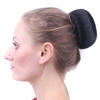 Synthetic Hair Buns for the European and American
