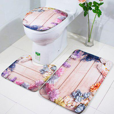 RB035Three Pieces of Slippery Cushion for Toilet Toilet Cushion in Bathroom and ToiletOther Bathroom Accessories<br>RB035Three Pieces of Slippery Cushion for Toilet Toilet Cushion in Bathroom and Toilet<br><br>Material: Cotton, PVC<br>Package Contents: 1 x Pedestal Rug, 1 x Lid Toilet Cover, 1 x Bath Mat<br>Package size (L x W x H): 75.00 x 45.00 x 1.00 cm / 29.53 x 17.72 x 0.39 inches<br>Package weight: 0.3500 kg