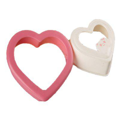 Sandwich Mold Made of Love Shape for Toast