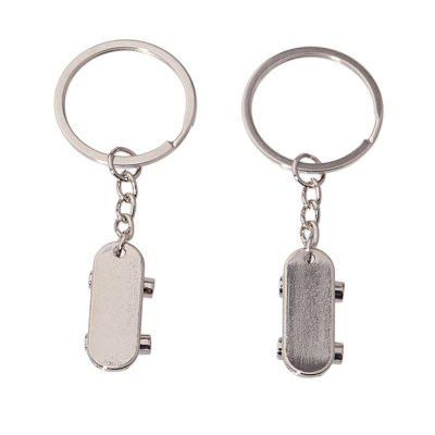 Scooter Couple Key Chain Pendant Creative GiftKey Chains<br>Scooter Couple Key Chain Pendant Creative Gift<br><br>Design Style: Fashion, Romantic<br>Gender: Boys,Girls<br>Materials: Zinc Alloy<br>Package Contents: 2 x Scooter Key Chain<br>Package size: 8.00 x 8.00 x 5.00 cm / 3.15 x 3.15 x 1.97 inches<br>Package weight: 0.0700 kg<br>Product size: 3.30 x 3.00 x 1.00 cm / 1.3 x 1.18 x 0.39 inches<br>Product weight: 0.0500 kg<br>Theme: Other