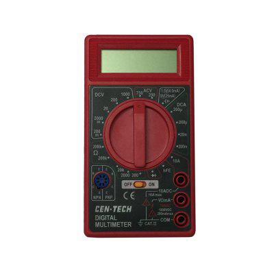 DT830B.3 LCD Handheld Digital Multimeter Using for Home and Care