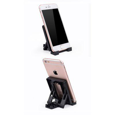 New Tablet Stand Mount Holder Phone Desktop Bracket adjustable plastic holder stand for phone and tablet pc transparent