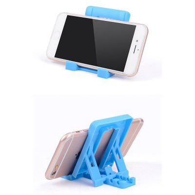New Tablet Stand Mount Holder Phone Desktop BracketStands &amp; Holders<br>New Tablet Stand Mount Holder Phone Desktop Bracket<br><br>Package Contents: 1 x Stand Holder<br>Package size (L x W x H): 7.50 x 11.00 x 2.20 cm / 2.95 x 4.33 x 0.87 inches<br>Package weight: 0.0250 kg<br>Product size (L x W x H): 6.30 x 9.50 x 1.00 cm / 2.48 x 3.74 x 0.39 inches<br>Product weight: 0.0160 kg