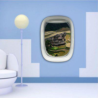 3D Wall Adds Sky Ground Building Beautiful Landscape Decoration FrescoWall Stickers<br>3D Wall Adds Sky Ground Building Beautiful Landscape Decoration Fresco<br><br>Art Style: Toilet Stickers<br>Artists: Others<br>Color Scheme: Multicolor<br>Function: Decorative Wall Sticker, 3D Effect<br>Material: Vinyl(PVC)<br>Package Contents: 1 x Sticker<br>Package size (L x W x H): 64.00 x 6.20 x 6.20 cm / 25.2 x 2.44 x 2.44 inches<br>Package weight: 0.4130 kg<br>Product size (L x W x H): 80.00 x 58.00 x 0.30 cm / 31.5 x 22.83 x 0.12 inches<br>Product weight: 0.1500 kg<br>Quantity: 1<br>Subjects: Vintage,Leisure,Holiday,Landscape,Still Life,Architecture,3D<br>Suitable Space: Living Room,Bathroom,Bedroom,Dining Room,Office,Hotel,Cafes,Kids Room,Kids Room,Study Room / Office,Boys Room,Girls Room<br>Type: 3D Wall Sticker