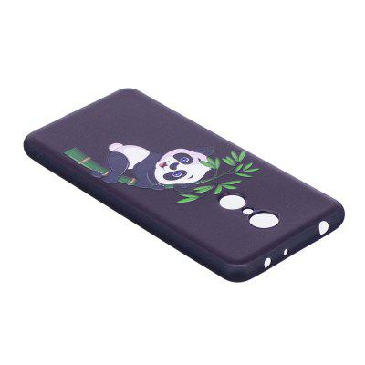 Relief Silicone Case for Xiaomi Redmi 5 Bamboo Panda Pattern Soft TPU Protective Back CoverCases &amp; Leather<br>Relief Silicone Case for Xiaomi Redmi 5 Bamboo Panda Pattern Soft TPU Protective Back Cover<br><br>Compatible Model: Xiaomi Redmi 5 5.7 inch<br>Features: Anti-knock<br>Mainly Compatible with: Xiaomi<br>Material: TPU<br>Package Contents: 1 x Phone Case<br>Package size (L x W x H): 15.00 x 7.00 x 1.00 cm / 5.91 x 2.76 x 0.39 inches<br>Package weight: 0.0200 kg<br>Style: Pattern, Cool