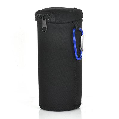 Buy Carry Travel Soft Neoprene Case Cover Storage Protective Bag For Amazon Tap Bluetooth Speaker BLACK for $9.19 in GearBest store