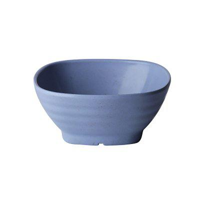 Buy DIHE Environmental Protection Wheat Straw Thick and Solid Japanese Rice Bowl Soup Bowl BLUE for $2.99 in GearBest store