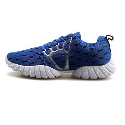 ZEACAVA Male Breathable Knitted Lace Up Athletic ShoesAthletic Shoes<br>ZEACAVA Male Breathable Knitted Lace Up Athletic Shoes<br><br>Available Size: 39-44<br>Closure Type: Lace-Up<br>Embellishment: Ruched<br>Gender: For Men<br>Outsole Material: Rubber<br>Package Contents: 1xShoes(Pair)<br>Pattern Type: Solid<br>Season: Spring/Fall<br>Toe Shape: Round Toe<br>Toe Style: Closed Toe<br>Upper Material: PU<br>Weight: 1.2000kg