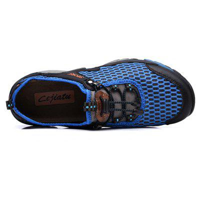 Breathable Fashion Hiking Shoes For MenMen's Sneakers<br>Breathable Fashion Hiking Shoes For Men<br><br>Available Size: 39,40,41,42,43,44<br>Closure Type: Lace-Up<br>Feature: Breathable, Crashworthy, Shock Absorption, Durable<br>Gender: For Men<br>Outsole Material: Rubber<br>Package Contents: 1xShoes(pair)<br>Package Size ( L x W x H ): 30.00 x 20.00 x 11.00 cm / 11.81 x 7.87 x 4.33 inches<br>Season: Spring/Fall, Summer<br>Type: Hiking Shoes<br>Upper Material: Stretch Fabric<br>Weight: 1.3200kg