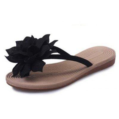New Summer Beach Flat Feet Cool Slippers