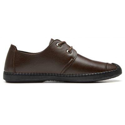 Men Casual Wear Outsole Leather Wedding ShoesMen's Oxford<br>Men Casual Wear Outsole Leather Wedding Shoes<br><br>Available Size: 38-44<br>Closure Type: Lace-Up<br>Embellishment: None<br>Gender: For Men<br>Occasion: Casual<br>Outsole Material: Rubber<br>Package Contents: 1xShoes(pair)<br>Pattern Type: Solid<br>Season: Spring/Fall<br>Toe Shape: Round Toe<br>Toe Style: Closed Toe<br>Upper Material: Leather<br>Weight: 1.2000kg