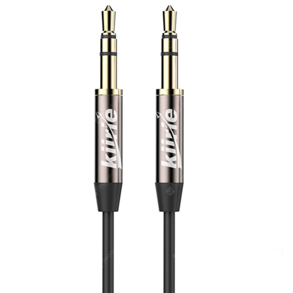 Kiirie Audio 3.5mm Stereo Premium Auxiliary Aux Headphones Cable for iPhone