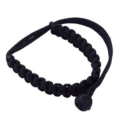 Camera Wrist Strap Lanyard Parachute Cord Adjustable Wristband Bracelet Hand Grip Strap for Video Camcorder