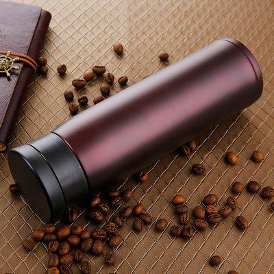 Portable 304 Stainless Steel Punk Vacuum Cup