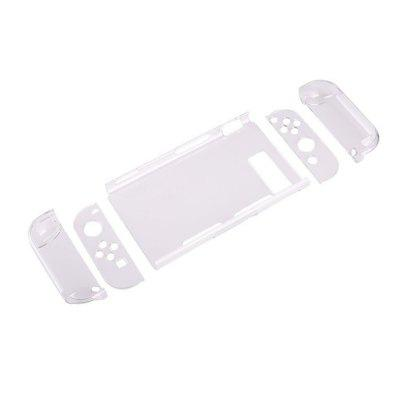 Crystal Case Shell with Hard Back Cover Case Anti-Scratch ULtra Thin Protector Transparent Protect for Nintendo Switch