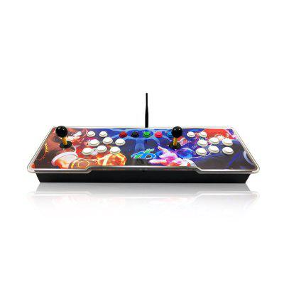 1760 in 1 Video Games Arcade Console Machine Double Stick 23 National Language Game Consoles Home VGA HDMI USB 01