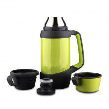 Outdoor Sports High-capacity Vacuum Travel Stainless Steel Pot
