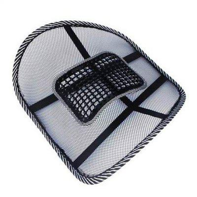 Massage Breathable Waist for Leaning on Household Office Car Cushion