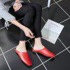 Summer New Casual Comfortable Beach Slippers - RED