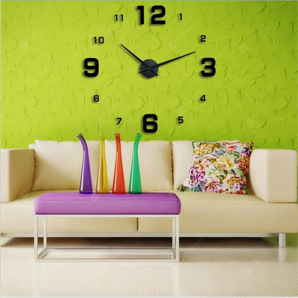 livings how make decorative room for color wall living yellow scheme with clocks to unique