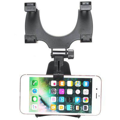 New Universal Auto Car Rearview Mirror Mount Holder Phone Bracket for IPhone Samsung Xiaomi GPSStands &amp; Holders<br>New Universal Auto Car Rearview Mirror Mount Holder Phone Bracket for IPhone Samsung Xiaomi GPS<br><br>Package Contents: 1 x Universal Rearview Mirror Mount Holder<br>Package size (L x W x H): 12.00 x 10.00 x 10.00 cm / 4.72 x 3.94 x 3.94 inches<br>Package weight: 0.4000 kg<br>Product size (L x W x H): 11.50 x 9.00 x 9.00 cm / 4.53 x 3.54 x 3.54 inches<br>Product weight: 0.3000 kg