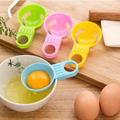 Egg Separator Egg White Yolk Filter Separator for Cooking Kitchen Gadget( 4 Colors,Pack of 4)Egg Tools<br>Egg Separator Egg White Yolk Filter Separator for Cooking Kitchen Gadget( 4 Colors,Pack of 4)<br><br>Material: PP<br>Package Contents: 4 x Egg White Separator<br>Package size (L x W x H): 12.00 x 7.00 x 4.00 cm / 4.72 x 2.76 x 1.57 inches<br>Package weight: 0.0400 kg<br>Product size (L x W x H): 10.50 x 6.00 x 2.00 cm / 4.13 x 2.36 x 0.79 inches<br>Product weight: 0.0320 kg<br>Type: Cookware