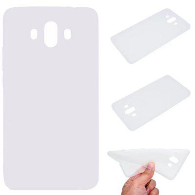 Textured Ultra-Slim TPU Soft Back Case for Huawei Mate 10