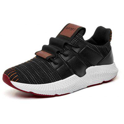 2018 Men New Style Mesh Breathable Athletic Shoes
