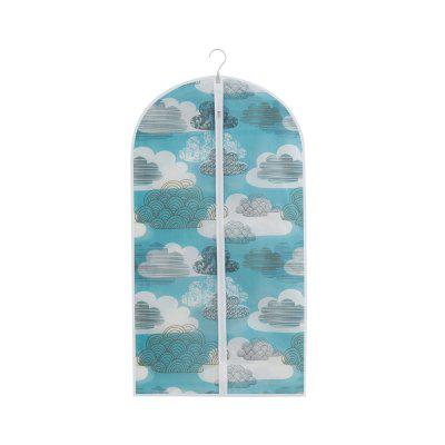 Printed and Thickened Washable Suit Overcoat Dustproof Cover Storage Bag