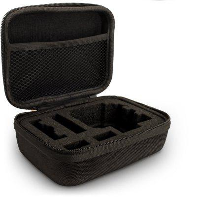 Black Small EVA Travel Hard Case Cover para câmeras de ação Gopro Hero 6 / Hero 5/4/3