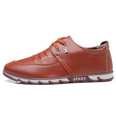 Men Casual Hiking Outdoor Wedding Busniess Lace-Up Leather ShoesMen's Oxford<br>Men Casual Hiking Outdoor Wedding Busniess Lace-Up Leather Shoes<br><br>Available Size: 39-44<br>Closure Type: Lace-Up<br>Embellishment: None<br>Gender: For Men<br>Outsole Material: Rubber<br>Package Contents: 1xShoes(pair)<br>Pattern Type: Solid<br>Season: Spring/Fall<br>Toe Shape: Round Toe<br>Toe Style: Closed Toe<br>Upper Material: Leather<br>Weight: 1.2000kg