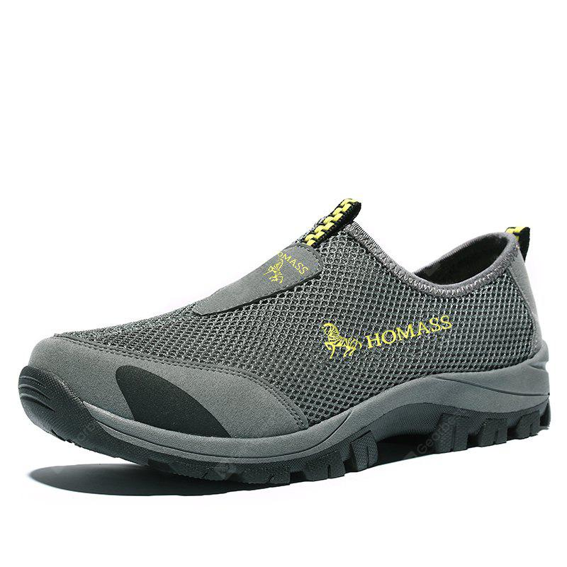 New Homass Low-Profile Outdoor Hiking Shoes