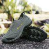New Homass Low-Profile Outdoor Hiking Shoes - DARK SLATE GREY