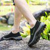 New Homass Low-Profile Outdoor Hiking Shoes - BLACK
