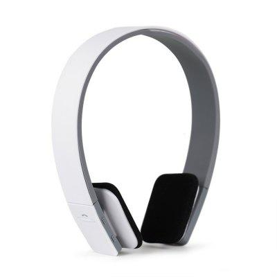Wireless Bluetooth Stereo Headphone Noise Reduction  Headset with Mic for Cellphone Tablet PC