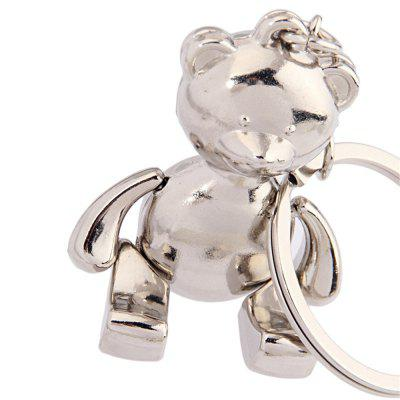 Creative bear key chain activities can be a small gift for men and women birthday
